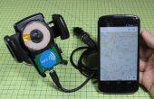 DIY draadloze lader + NFC Dock voor uw auto