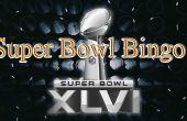 Hoe te spelen Bingo van de Super Bowl!