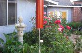Gecomprimeerd Gas cilinder Wind klokkenspel
