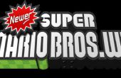 How to get nieuwere super mario bros op de wii