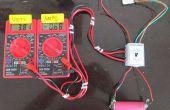 Batterijtester en lader