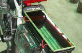 Zonne-energie betalen LED Running Light met knipperend remlicht voor fietsen