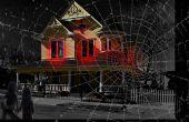 How to turn een huis in een spookhuis met Paintshop Pro 12