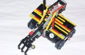 Hacking the Spy Video Trakr III: Maak een Grabber Bot uit Legos, Snap Circuits en de Spy Video Trakr