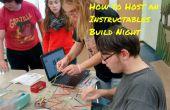 Hoe voor het hosten van een nacht Instructables Build