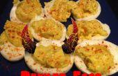 Snel & gemakkelijk Deviled eieren