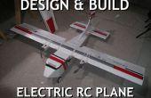 Ontwerp & bouwen van uw eigen elektrische RC vliegtuig