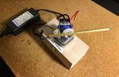Bouwen van een ISS aanwijzer Tracker met behulp van Adafruit HUZZAH ESP8266