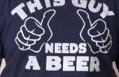 Brewpub vervaardigd bier bij de helft van de prijs!