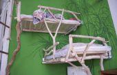 Kid's bed van forrest hout