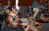 BRRRRAAAAIIINSSSSSS!!! Maak jezelf in een zombie met behulp van photoshop CS5