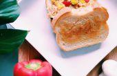 RECEPT | WESTERN SANDWICH