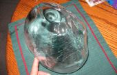 Wat kunt u door bevriezing van een ballon van het water