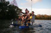 Hoog amfibische Couchbike