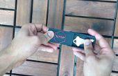 Verberg een sleutel - 3D afgedrukt magnetische vak