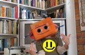 Instructables Robot hoofd