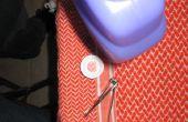 Hoe te verwijderen van de dop op een schonere fles van Swiffer NAT-Jet.