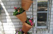 Tip-Top bloempotten: Maximaliseer beperkte ruimte om te groeien planten en bloemen!