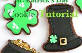 How to Make St. Patrick's Day Pot van goud Cookies