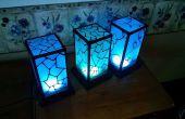 RGB-Wi-Fi decoratieve Touch lampjes netwerk