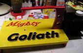 Het maken van de machtige Goliath Hotwire Machine!