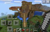 Minecraft Pe kaart