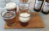 Bier proeven kit met behulp van Ikea en CNC