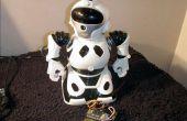 Maken van een Robot met Camera kleurherkenning