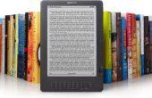 Hoe Verwijder DRM van Amazon Kindle eBooks