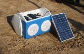 Zonne-energie betalen Stereo Cooler