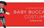 Buccaneer kostuum baby
