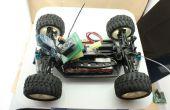 Met behulp van Arduino en Bluetooth controle een twee-drive auto
