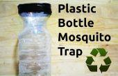 Plastic fles Mosquito Trap