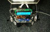 Arduino gecontroleerd Rotary Stewart Platform