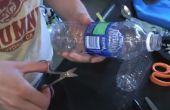 Hoe maak je een fles Water met verborgen Spy Cam