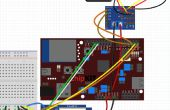 Controle van de servo's via Bluetooth (RN-42) en LabVIEW