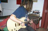 Hoe te spelen een paar snaren van de gitaar (beginner)