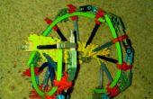 Bal Machine cirkelvormige trappen
