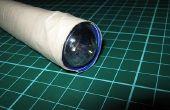 Hoe maak je een teleidoscope (open-weergave en lense Caleidoscoop)