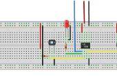 DIY eenvoudige vlam na Robot zonder Microcontroller