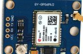 Arduino Ublox GPS