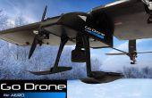 Gebouw van de Ga Drone versie 2