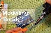 Hoe maak je een soldeer Buddy (van blad kunststof)