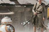 Maken van Rey van personeel - Star Wars: The Force ontwaakt