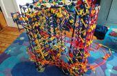Drie kleine Towers - een K'nex bal Machine