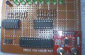Een ATMEGA328P en een Real timerklok toe te voegen aan een bestaand Project