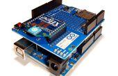 Rowan-universiteit Mechatronics Project. Draadloze auto/Xbee serie 2 sectie en Xbee meerdere Potentiometer Control