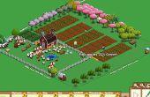 Maken van een echte Farmville tuin