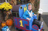 Thomas de trein Halloween (Choo-Choo Boo!)