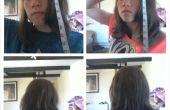 Hoe om te groeien van je haar 1 inch of meer in een week, met de inversie-methode.